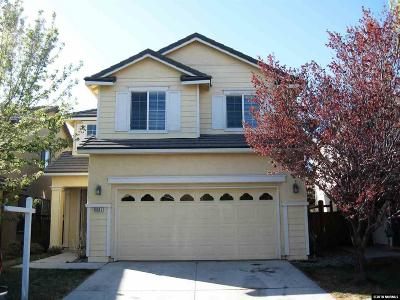 Sparks NV Single Family Home New: $339,900