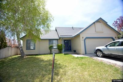 Carson City Single Family Home New: 403 Sunwood Dr
