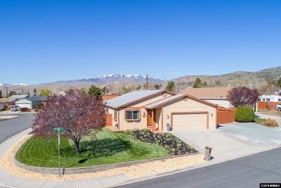 Washoe County Single Family Home New: 6415 Miwok Court