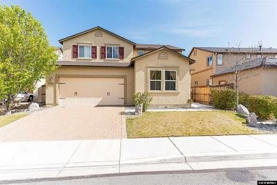 Washoe County Single Family Home New: 2005 Long Hollow Drive