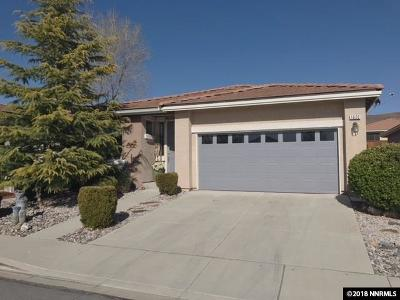 Single Family Home Active/Pending-Loan: 1620 Cosenza Dr
