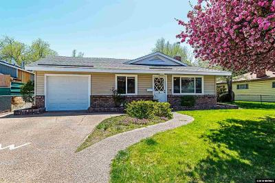 Reno Single Family Home Active/Pending-Loan: 880 Broadway Blvd.