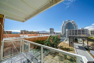 Washoe County Condo/Townhouse For Sale: 255 N Sierra #717