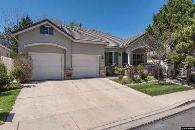 Reno NV Single Family Home New: $525,000