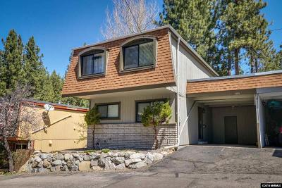 Zephyr Cove Condo/Townhouse Active/Pending-Loan: 105 Gold Hill