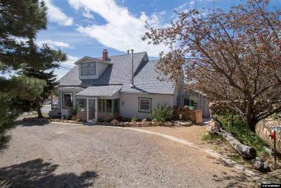 Virginia City Single Family Home Price Reduced: 994 S C St.