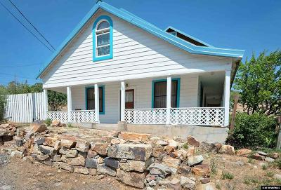 Silver City Single Family Home For Sale: 440 Main