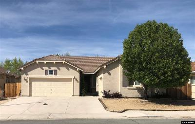 Fernley Single Family Home For Sale: 2974 North Fork Road