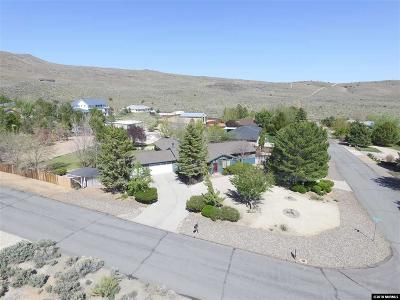 Carson City Single Family Home For Sale: 5821 Salk Road