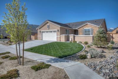 Reno Single Family Home Active/Pending-Call: 9159 Kenton Trail