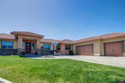 Washoe County Single Family Home For Sale: 5710 Prairie Dunes