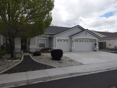Fernley Single Family Home Price Reduced: 1061 Brierwood Lane
