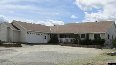 Reno Single Family Home Active/Pending-Loan: 8700 Osage Road