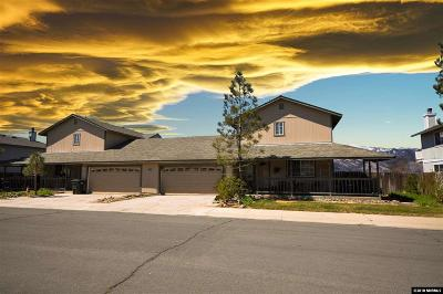 Gardnerville Multi Family Home Active/Pending-Loan: 862 Cabernet Ct.