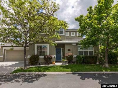 Reno Single Family Home For Sale: 10408 Chadwell Dr