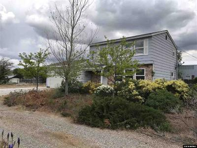 Washoe County Single Family Home For Sale: 2400 Eastlake Blvd.