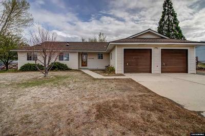 Reno Single Family Home For Sale: 10405 Aldebaran Dr