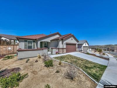 Reno Single Family Home Active/Pending-Call: 1340 Wakefield Trail
