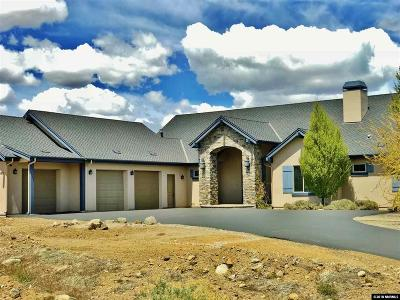 Washoe County Single Family Home For Sale: 2435 Trails End