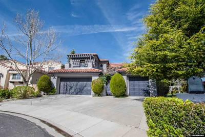 Reno Single Family Home Active/Pending-Loan: 2684 Chipping Point Ct