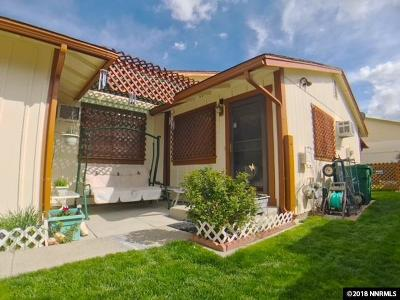 Reno Single Family Home Active/Pending-Loan: 6570 Lotus