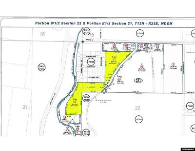 Yerington Residential Lots & Land For Sale: Apn 00123121