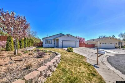Sun Valley Single Family Home Active/Pending-Loan: 5496 Breeze Court
