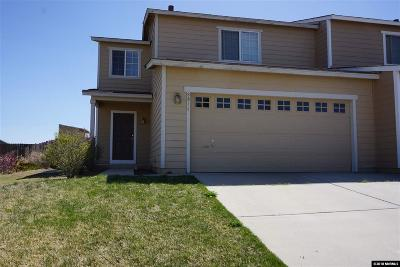 Reno Single Family Home Price Reduced: 8814 Sunset Breeze Dr