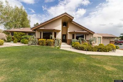 Carson City Single Family Home Price Reduced: 4623 Conte Drive