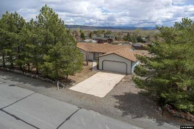 Reno Single Family Home For Sale: 10800 Bighorn
