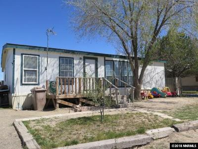 Battle Mountain Manufactured Home For Sale: 113 McCoy Lane