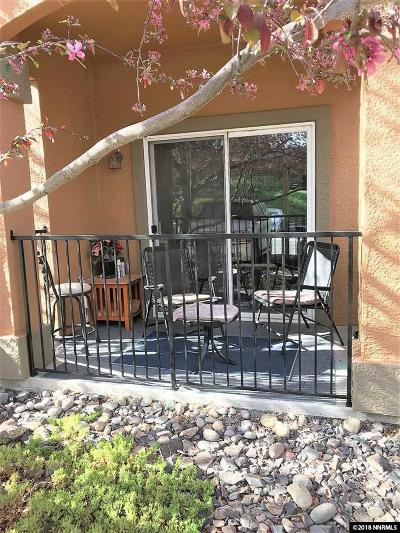 Reno Condo/Townhouse Price Reduced: 6850 Sharlands Ave C-1009 #C-1009