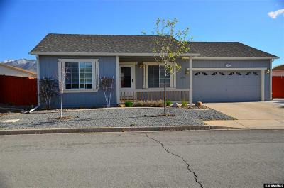 Reno Single Family Home Active/Pending-Loan: 17746 Fortune Ct.