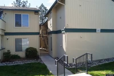 Washoe County Condo/Townhouse For Sale: 3903 Clear Acre Lane #15