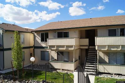 Washoe County Condo/Townhouse Active/Pending-Call: 3952 Clear Acre Lane #275