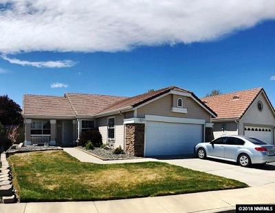 Reno Single Family Home Active/Pending-Call: 1680 Westmont Lane