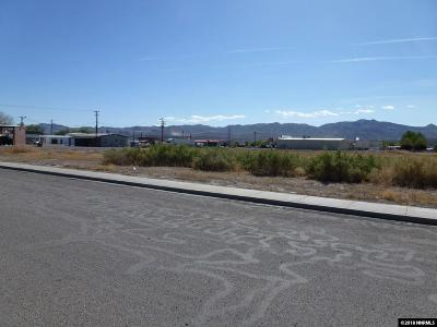 Yerington Residential Lots & Land For Sale: 15 Pizen Switch Blvd