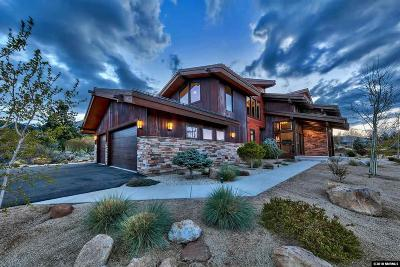 Washoe County Single Family Home For Sale: 5470 Chatelaine