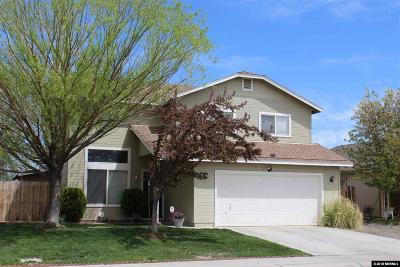 Fernley Single Family Home For Sale: 157 Desert Springs