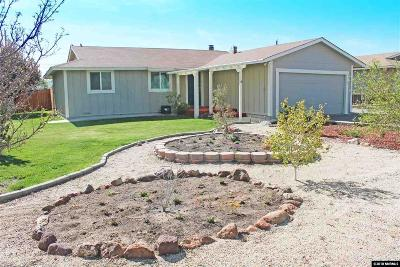 Sparks Single Family Home Active/Pending-Loan: 30 N Desert Springs Circle