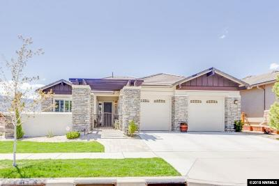 Washoe County Single Family Home For Sale: 8700 Oak Hollow