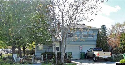 Reno Multi Family Home Back On Market: 895/899 Locust
