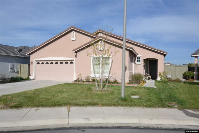 Reno Single Family Home For Sale: 1723 Canyon Shadow Cir