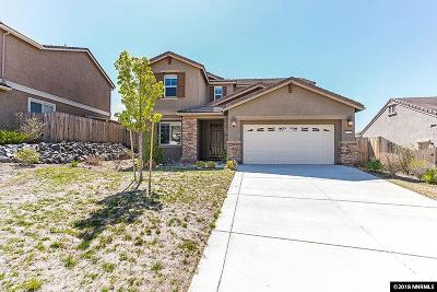Reno Single Family Home Active/Pending-Loan: 7330 Heritage Oaks