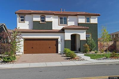 Reno Single Family Home Active/Pending-Loan: 2000 Lonesome Spur Dr.