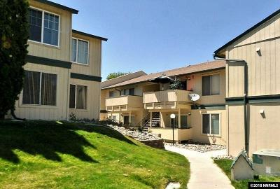 Washoe County Condo/Townhouse For Sale: 3929 Clear Acre Lane #193