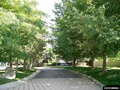 Reno Condo/Townhouse Active/Pending-Loan: 3115 Wedgewood Court
