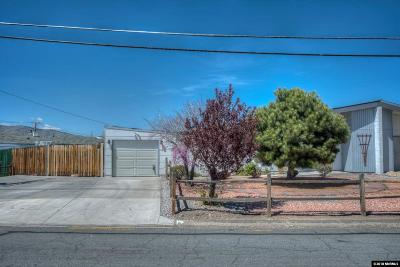 Reno Single Family Home Back On Market: 13191 Mount Logan St.