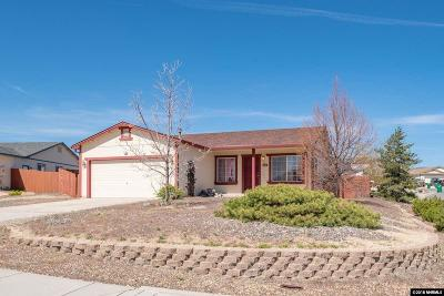 Sun Valley Single Family Home Active/Pending-House: 761 Picasso Court