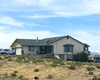 Fernley Single Family Home Back On Market: 1975 Alpine Dr